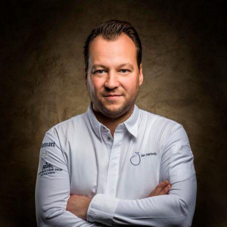 Chef Jan Hartwig (3 estrelas Michelin)
