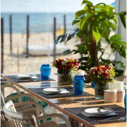 Almoço no Restaurante Praia Dourada
