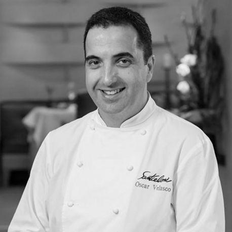 Chef Oscar Velasco