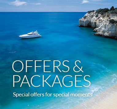 Check our current offers and packages